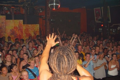 Copy of mike n crowd